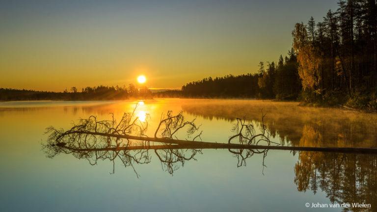 Finland herfst reis 2019… <br>een duurzaam en spectaculair avontuur